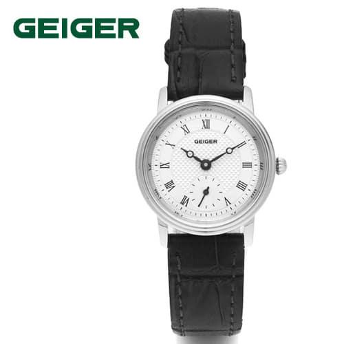 [가이거시계 GEIGER] GE1137L-BK 커플시계 한정수량 한정판매 딱 5개 / 여성용 쿼츠 20mm