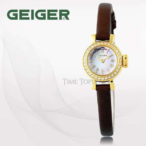 [가이거시계 GEIGER] GE12001QGBR / 여성용 18mm