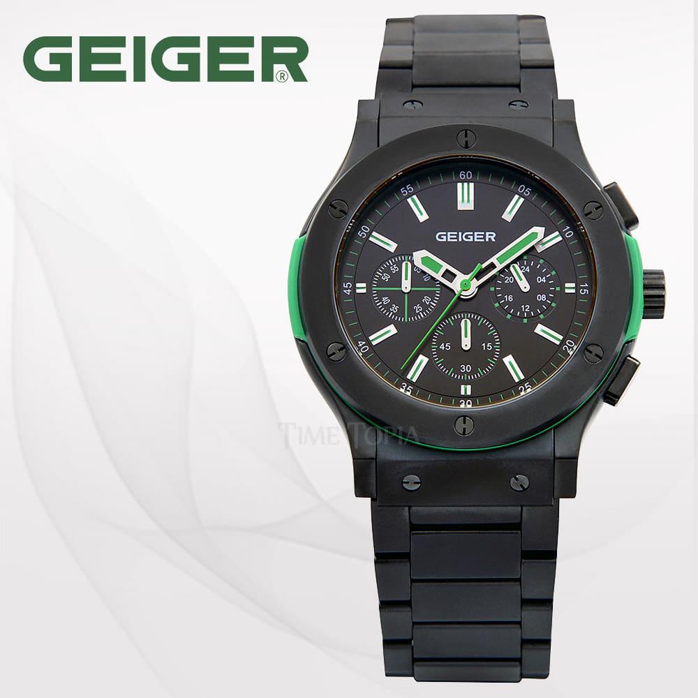 [가이거시계 GEIGER] GE6029BB / 남성용 오토매틱 44mm