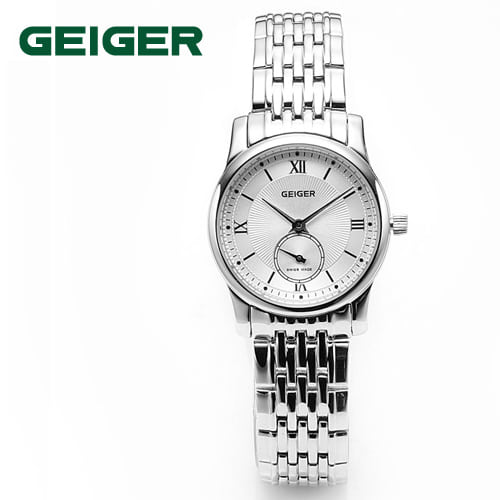 [가이거시계 GEIGER] GE6030WSL ★MADE IN SWISS★ / 쿼츠 28mm