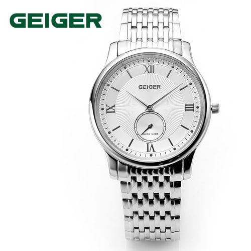 [가이거시계 GEIGER] GE6030WSM ★MADE IN SWISS★ / 쿼츠 40mm