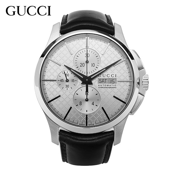 8월-) [구찌시계 GUCCI] YA126265 G-Timeless Chronograph 44mm