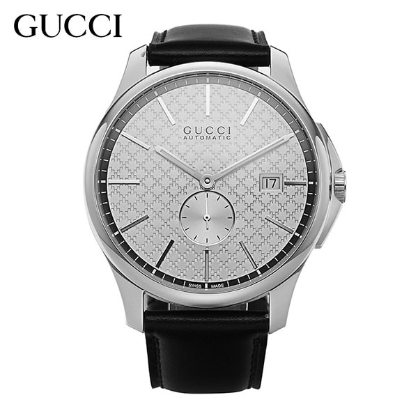8월-) [구찌시계 GUCCI] YA126313 G-Timeless Automatic 40mm