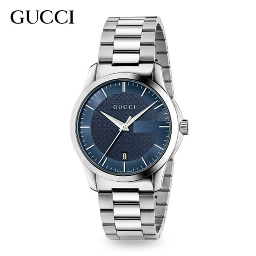 [구찌시계 GUCCI] YA126440 G-Timeless Blue 38mm