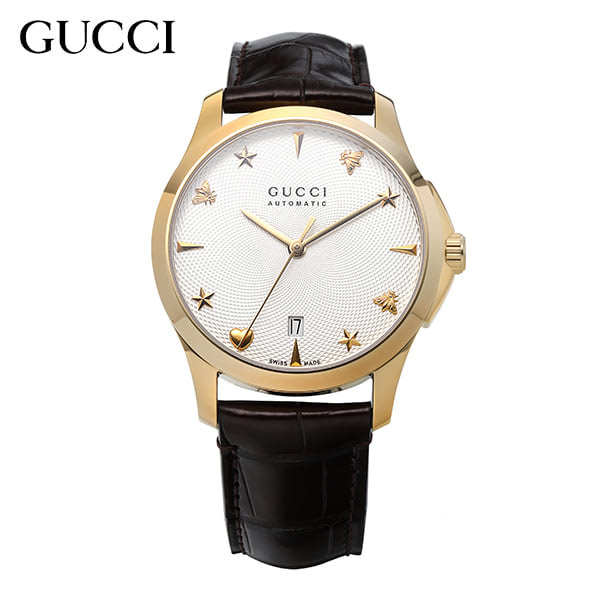 [구찌시계 GUCCI] YA126470 G-Timeless Automatic 38mm