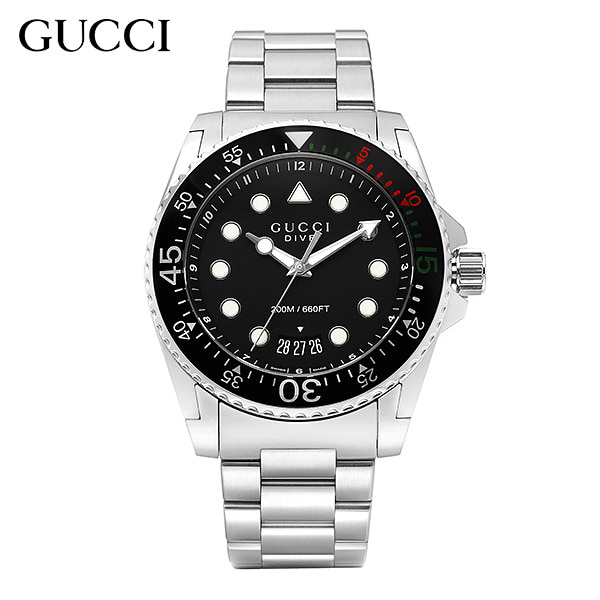 8월-) [구찌시계 GUCCI] YA136208 GUCCI DIVE 46mm