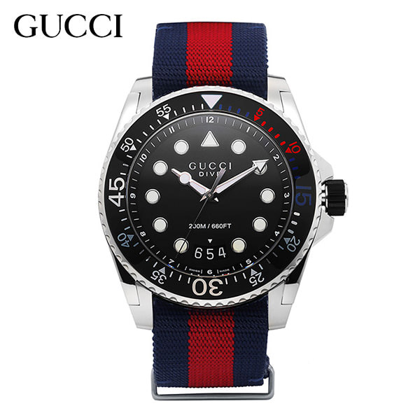 [구찌시계 GUCCI] YA136210 / G-Dive 45mm