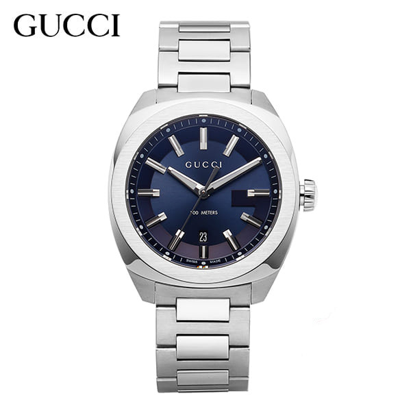 그뤠잇-) [구찌시계 GUCCI] YA142303 / GG2570 G-Frame Mens 40mm