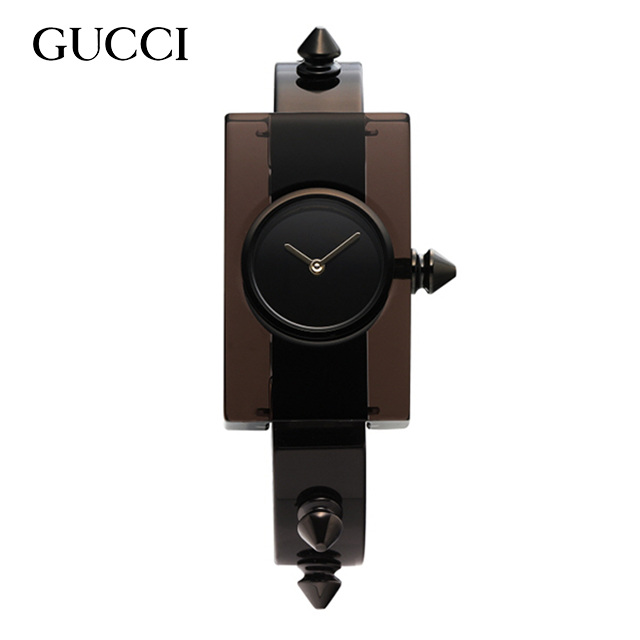 [구찌시계 GUCCI] YA143515 / Transparent Plexiglas 24x40mm