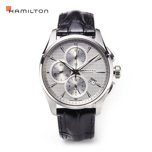 [해밀턴시계 HAMILTON] H32596751 재즈마스터(ZAZZMASTER) 신형 흰판 42mm