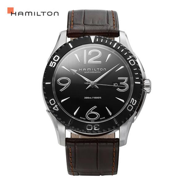 [해밀턴시계 HAMILTON] H37715535 / 재즈마스터(JAZZMASTER) Seaview 오토매틱 47mm