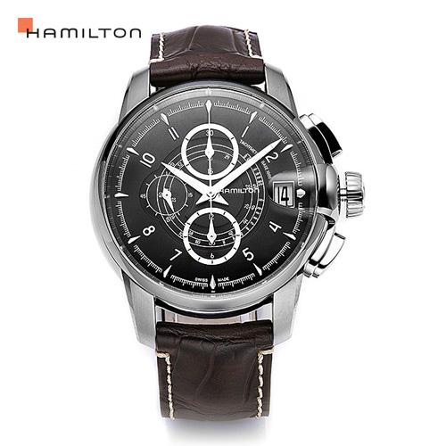 [해밀턴시계 HAMILTON] H40616535 레일로드(RAILEOAD) 46mm