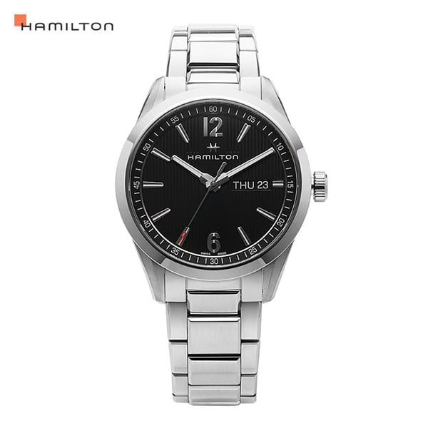 [해밀턴시계 HAMILTON] H43311135 / 브로드웨이(BROADWAY) Day Date 40mm