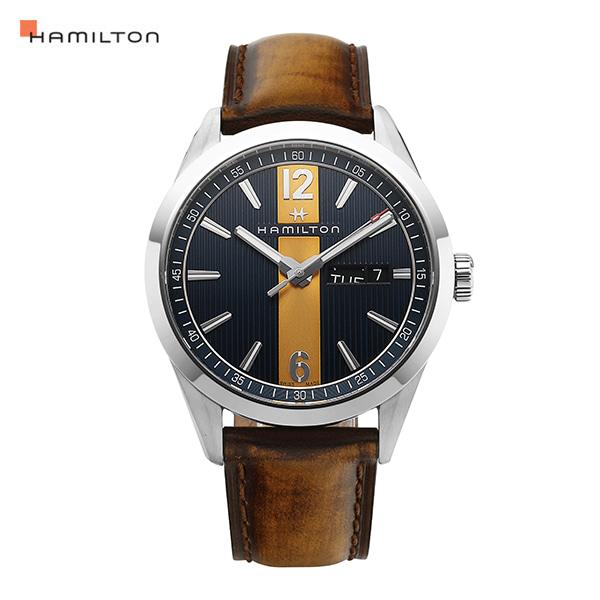 [해밀턴시계 HAMILTON] H43311541 / 브로드웨이(BROADWAY) 40mm