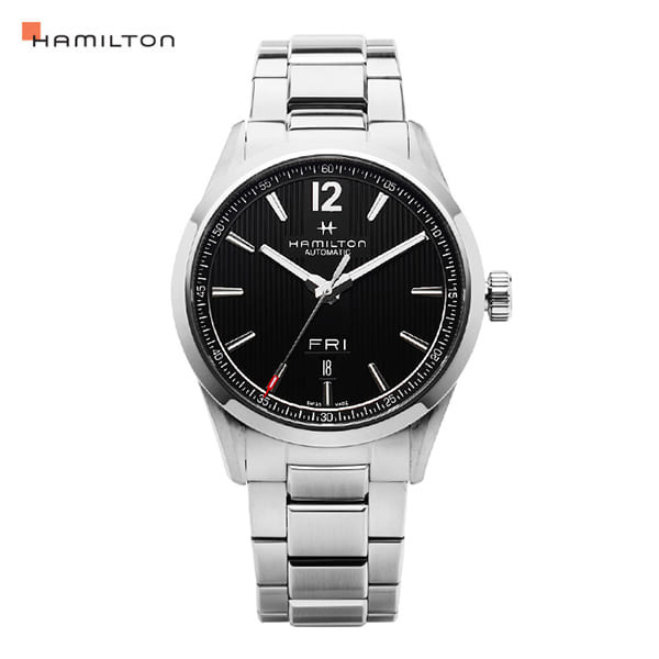 [해밀턴시계 HAMILTON] H43515135 / 브로드웨이(BROADWAY) Day Date Auto 42mm