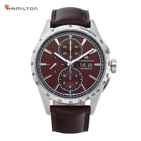 [해밀턴시계 HAMILTON] H43516871 / 브로드웨이(BROADWAY) 오토 크로노 43mm