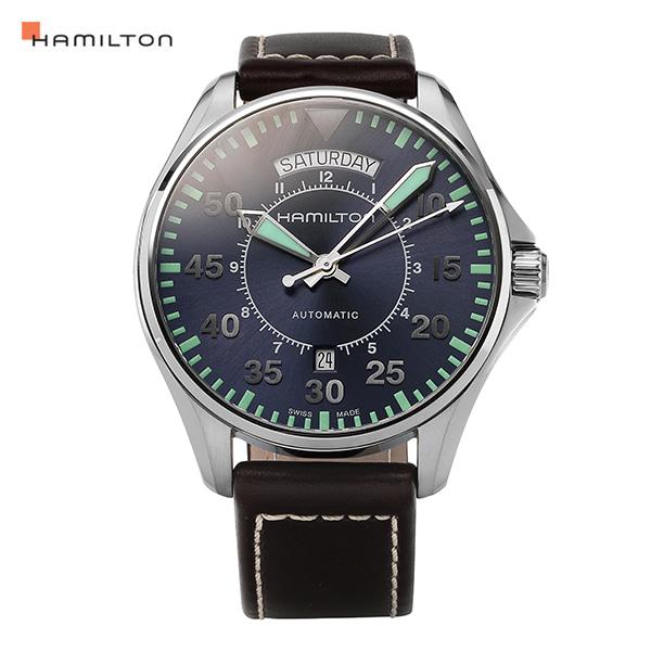 [해밀턴시계 HAMILTON] H64615545 / 카키(KHAKI) 파일럿 42mm