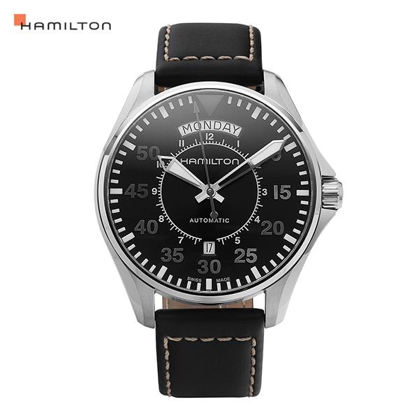 [해밀턴시계 HAMILTON] H64615735 카키(KHAKI) 42mm