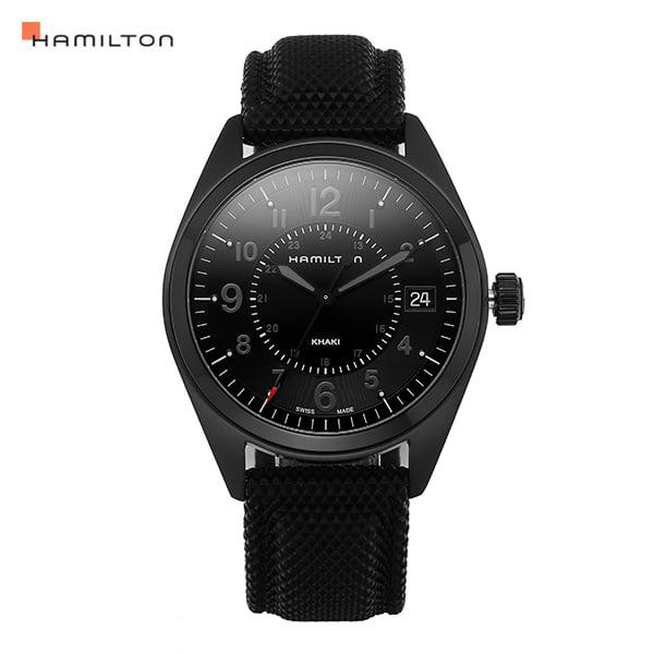 [해밀턴시계 HAMILTON] H68401735 / 카키필드(KHAKI FIELD) FIELD QUARTZ 40mm