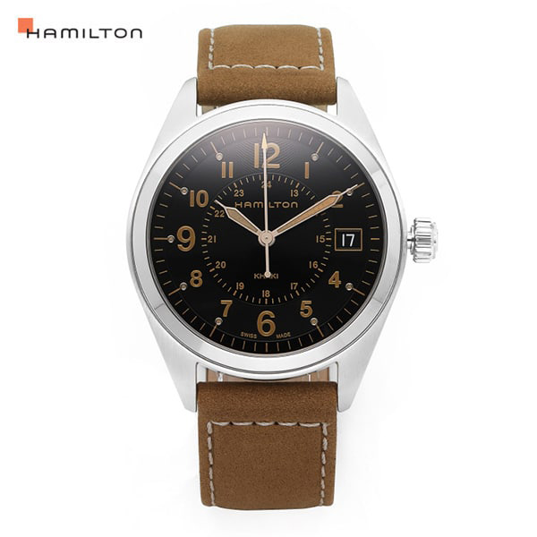 [해밀턴시계 HAMILTON] H68551833 / 카키필드(KHAKI FIELD) Field Quartz 40mm