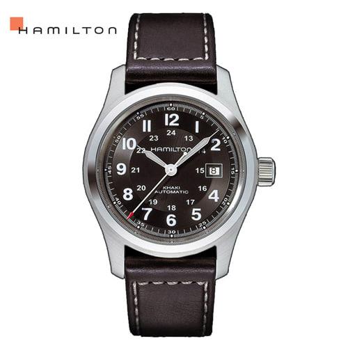 [해밀턴시계 HAMILTON] H70455733 / 카키필드 (KHAKI FIELD) 오토매틱 38mm
