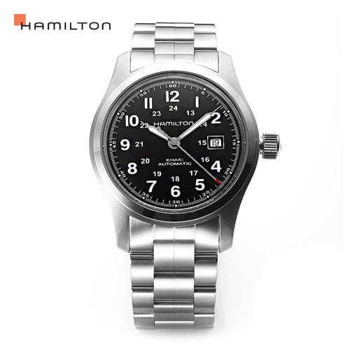 [해밀턴시계 HAMILTON] H70515137 카키(KHAKI) 42mm