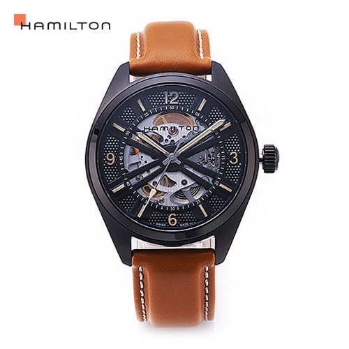 [해밀턴시계 HAMILTON] H72585535 카키(KHAKI) 42mm