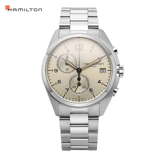 [해밀턴시계 HAMILTON] H76512155 카키(KHAKI) 42mm