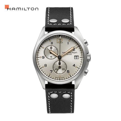 [해밀턴시계 HAMILTON] H76512755 카키(KHAKI) 41mm