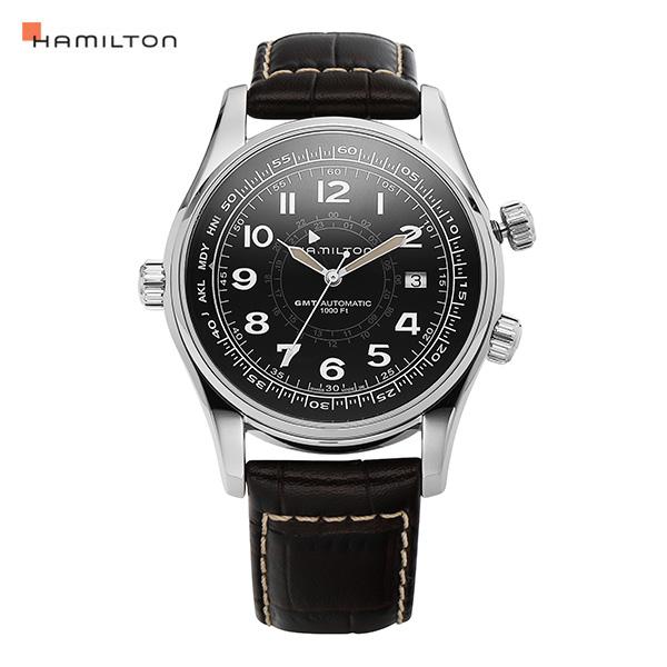 [해밀턴시계 HAMILTON] H77505535 카키(KHAKI) 42mm