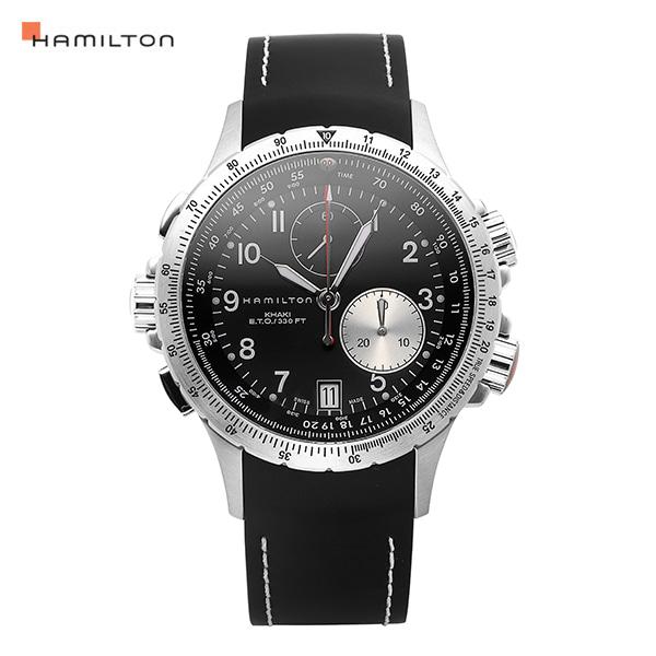 [해밀턴시계 HAMILTON] H77612333 / 카키 에비에이션 (KHAKI AVIATION) ETO 42mm