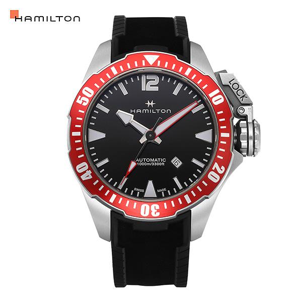 [해밀턴시계 HAMILTON] H77805335 / 카키(KHAKI) 프로그맨 AUTO 46mm