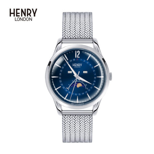 [헨리런던 HENRY LONDON] HL39-LM-0085 Knightsbridge(나이츠브릿지) 38.5mm