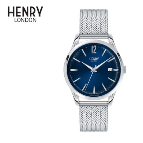 [헨리런던 HENRY LONDON] HL39-M-0029 Knightsbridge(나이츠브리지) 38.2mm