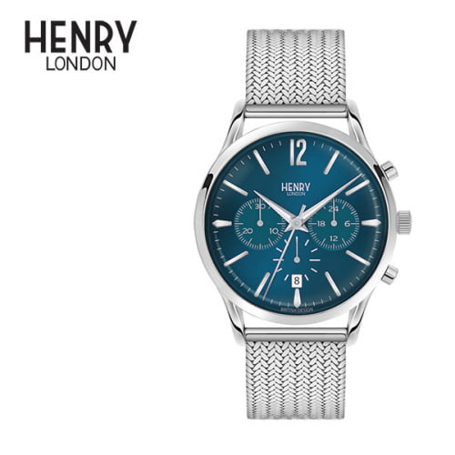 [헨리런던 HENRY LONDON] HL41-CM-0037 Knightsbridge(나이츠브리지) 41mm
