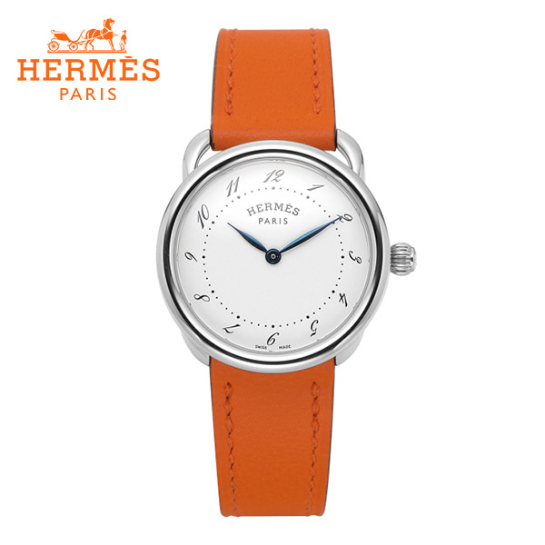 [에르메스 HERMES] AR5.210.130(WOR-I) (040137WW00) / Arceau Quartz Womens 28mm