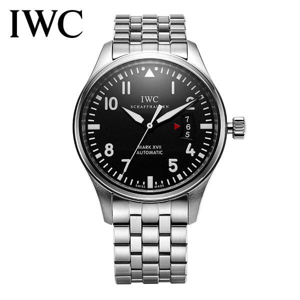 ☆-) [아이더블유씨시계 IWC] IW326504 Pilot's Mark XVII 파일럿 마크17 오토매틱 41mm 베테랑 유아인 시계