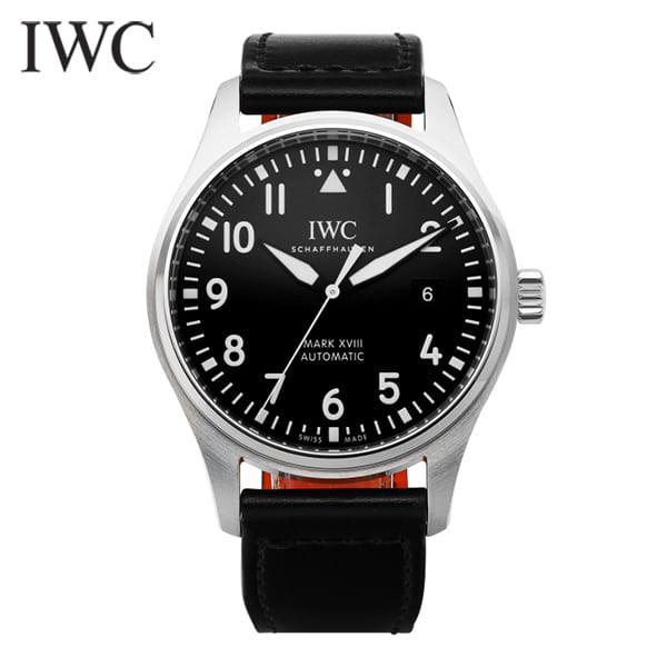 ☆-) [아이더블유씨시계 IWC] IW327001 / 파일럿 마크 (Pilots Mark XVIII Automatic) 40mm