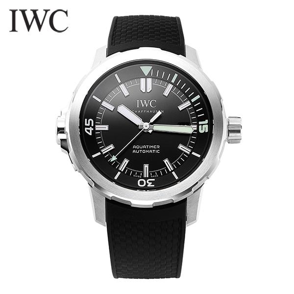 ☆-) [아이더블유씨시계 IWC] IW329001 AQUATIMER 아쿠아타이머 오토매틱 42mm