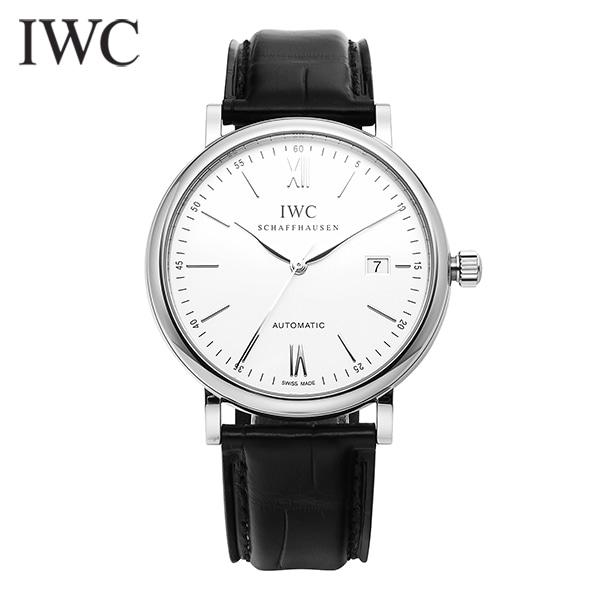 ☆-) [아이더블유씨시계 IWC] IW356501 PORTOFINO 포르토피노 오토매틱 40mm