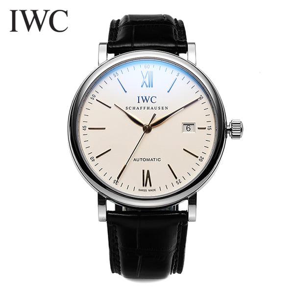 ☆-) [아이더블유씨시계 IWC] IW356517 PORTOFINO 포르토피노 오토매틱 40mm
