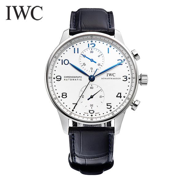 ☆-) [아이더블유씨시계 IWC] IW371446 PORTUGUESE 포르투기스 오토매틱 41mm