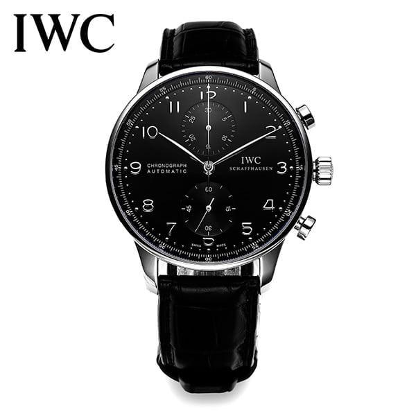☆-) [아이더블유씨시계 IWC] IW371447 PORTUGUESE 포르투기스 오토매틱 41mm