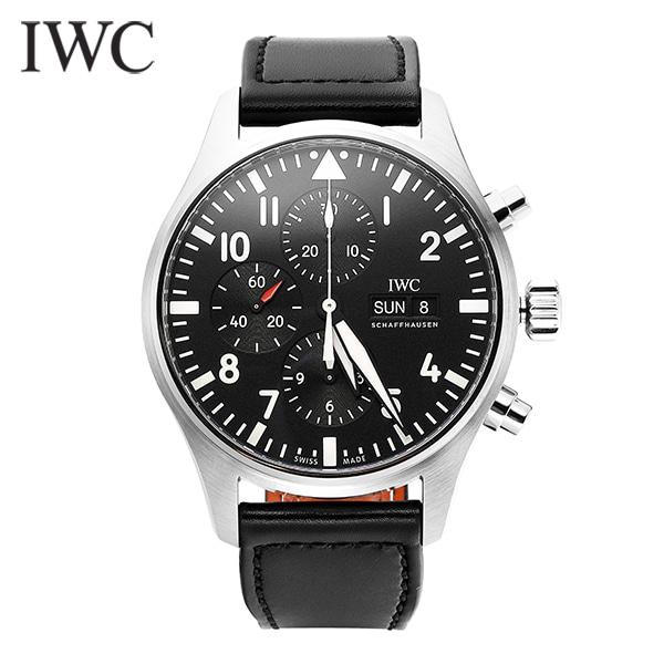 ☆-) [아이더블유씨시계 IWC] IW377709 PIPOTS 파일럿 오토매틱 43mm