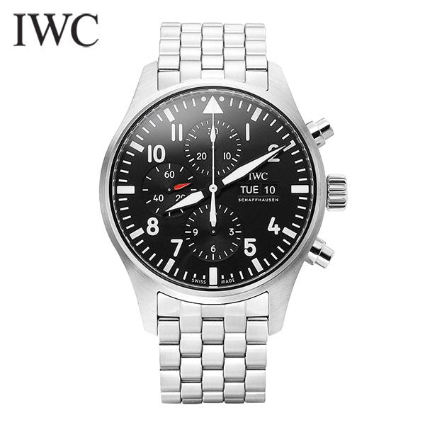☆-) [아이더블유씨시계 IWC] IW377710 PIPOTS 파일럿 오토매틱 43mm