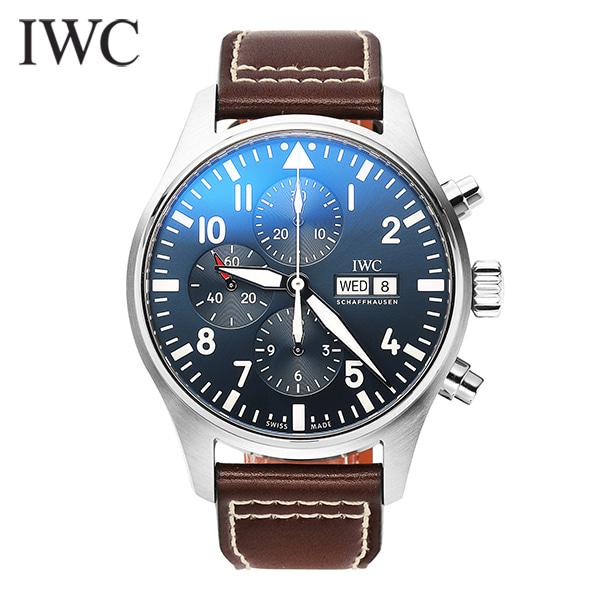[아이더블유씨시계 IWC] IW377714 PIPOTS 파일럿 오토매틱 43mm