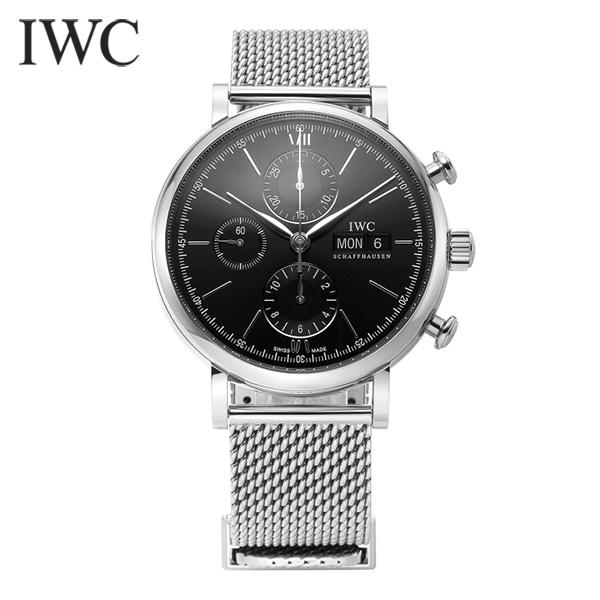 [아이더블유씨시계 IWC] IW391010 / 포르토피노 오토매틱 크로노그래프 Portofino Automatic Chronograph 42mm