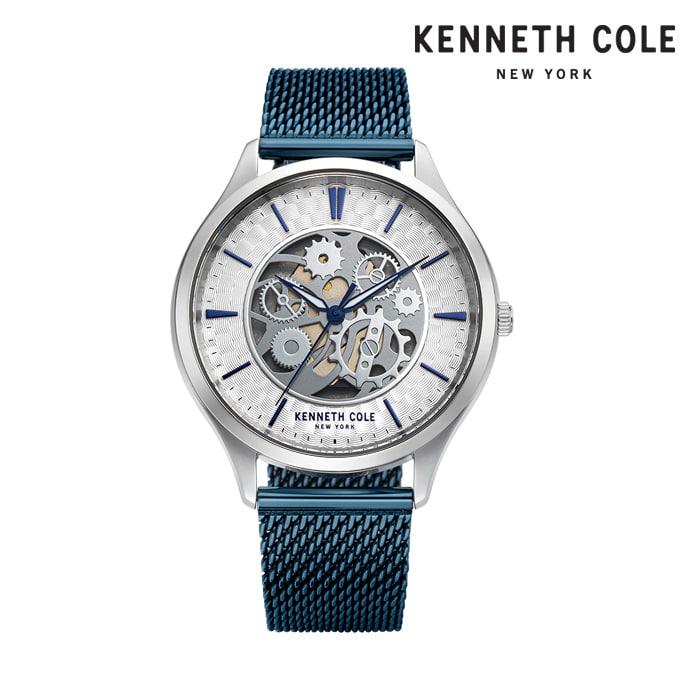 [케네스콜 KENNETH COLE] KC50631002 쿼츠 남성용 메탈시계 43mm 타임메카