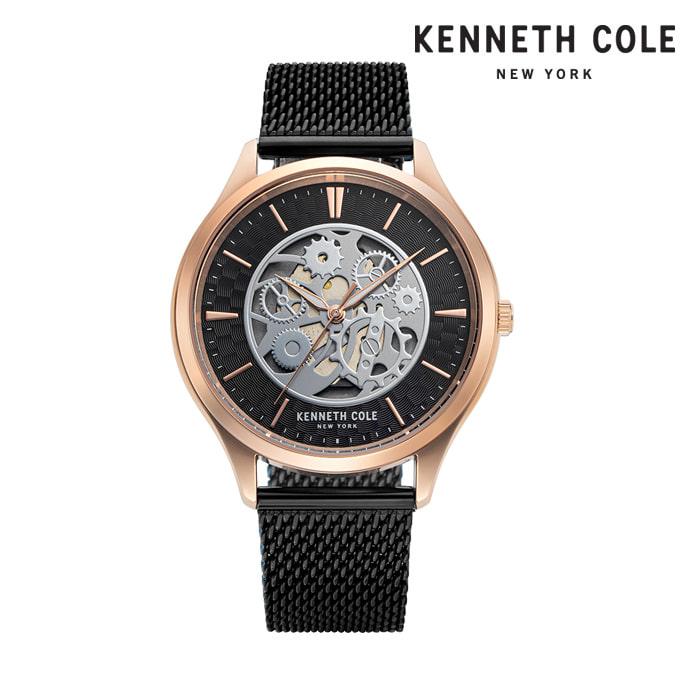 [케네스콜 KENNETH COLE] KC50631003 쿼츠 남성용 메탈시계 43mm 타임메카