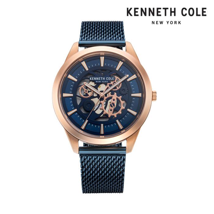 [케네스콜 KENNETH COLE] KC50632003 쿼츠 남성용 메탈시계 43mm 타임메카